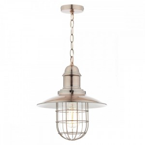 A class 2 double insulated pendant light