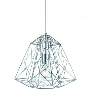 The 7271CC cage pendant light fitting