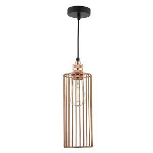 The JEB0164 cage pendant light fitting