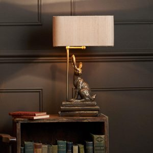 The Hopper table lamp by David Hunt