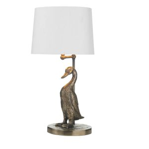 The Puddle table lamp by David Hunt