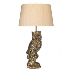 The Tawny table lamp by David Hunt