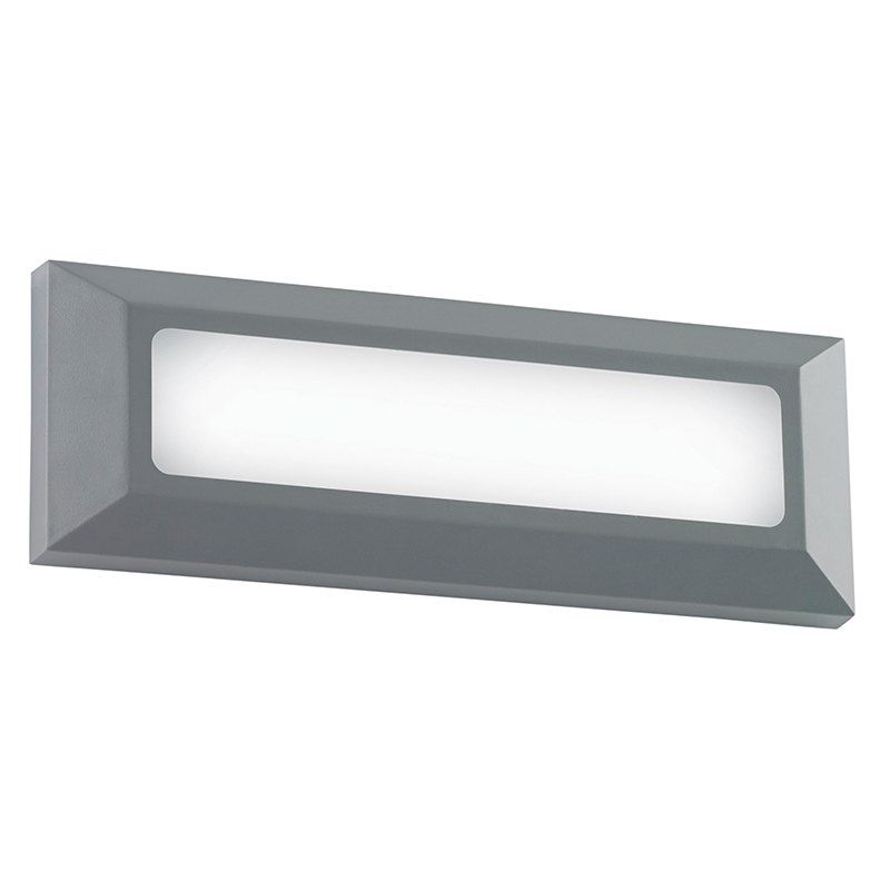 4w Led Surface Mounted Bricklight Rectangle Bxel 40103