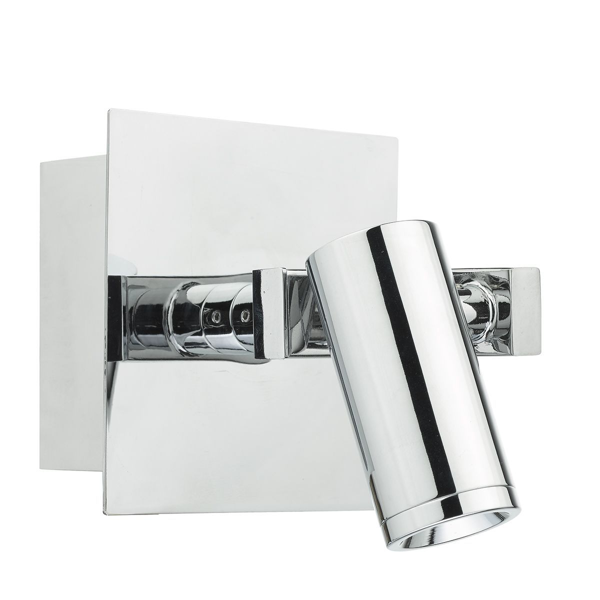 Double Insulated Class 2 Wall Lights : Bex 1 Light Wall Bracket Polished Chrome Class 2 Double Insulated BXBEX0750-17