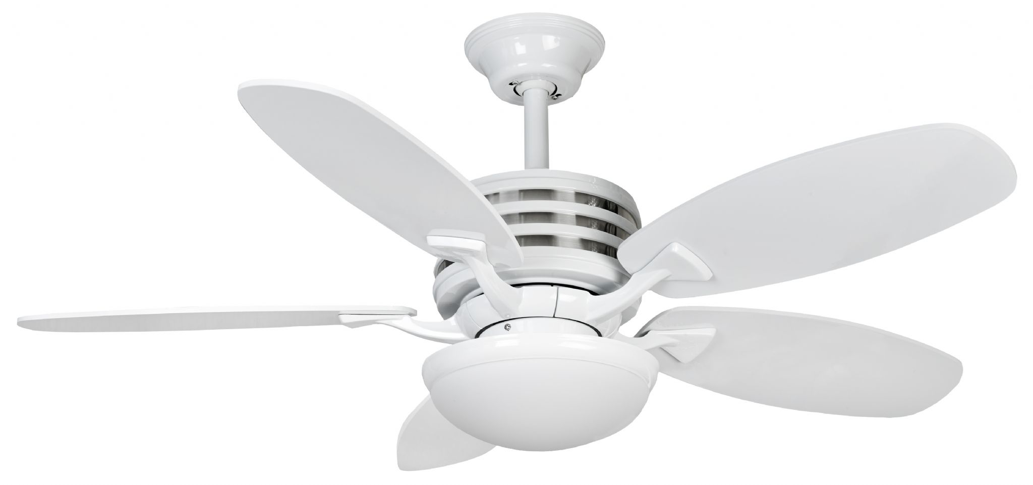 Fantasia Omega Cs Elite 44 White Ceiling Fan Remote Light