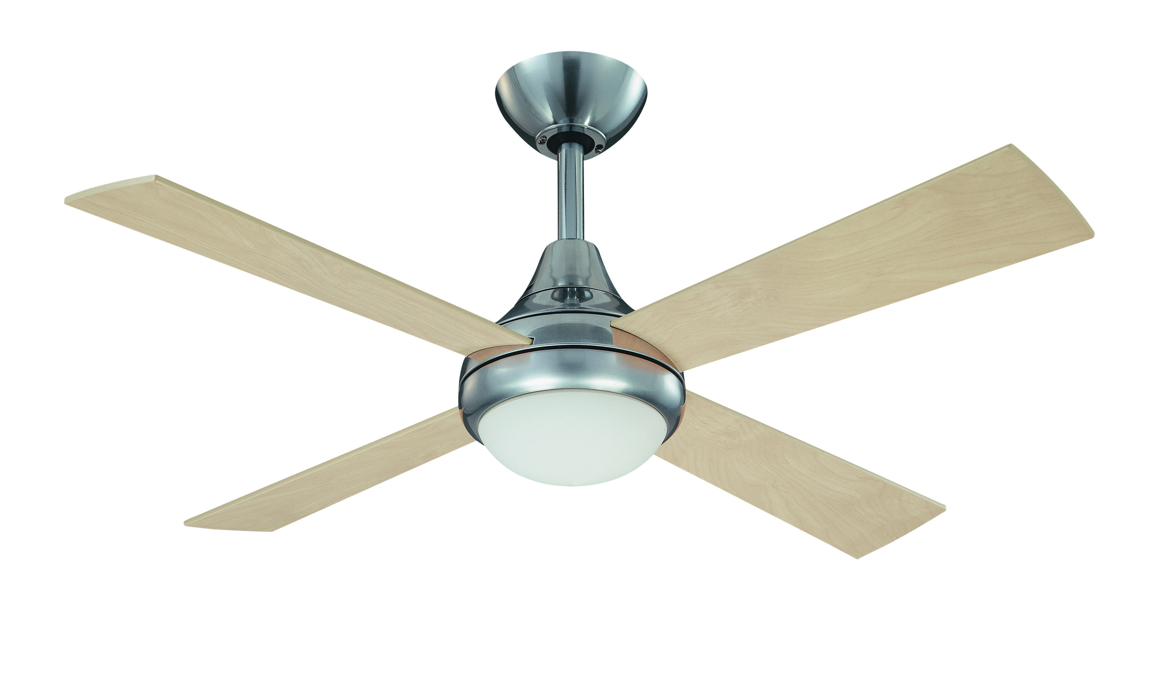 Control Ceiling Fan : Fantasia sigma stainless steel ceiling fan remote