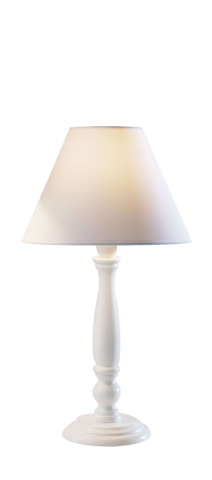 small regal white table lamp shade reg422 103586. Black Bedroom Furniture Sets. Home Design Ideas