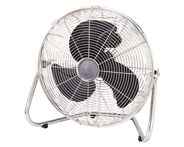 "20"" High Velocity Chrome Floor Fan 334618 OUT OF STOCK"
