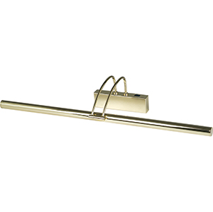 66Cm Polished Brass Picture Light 8343Pb