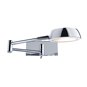Chrome Adjustable Wall Bracket 3863Cc