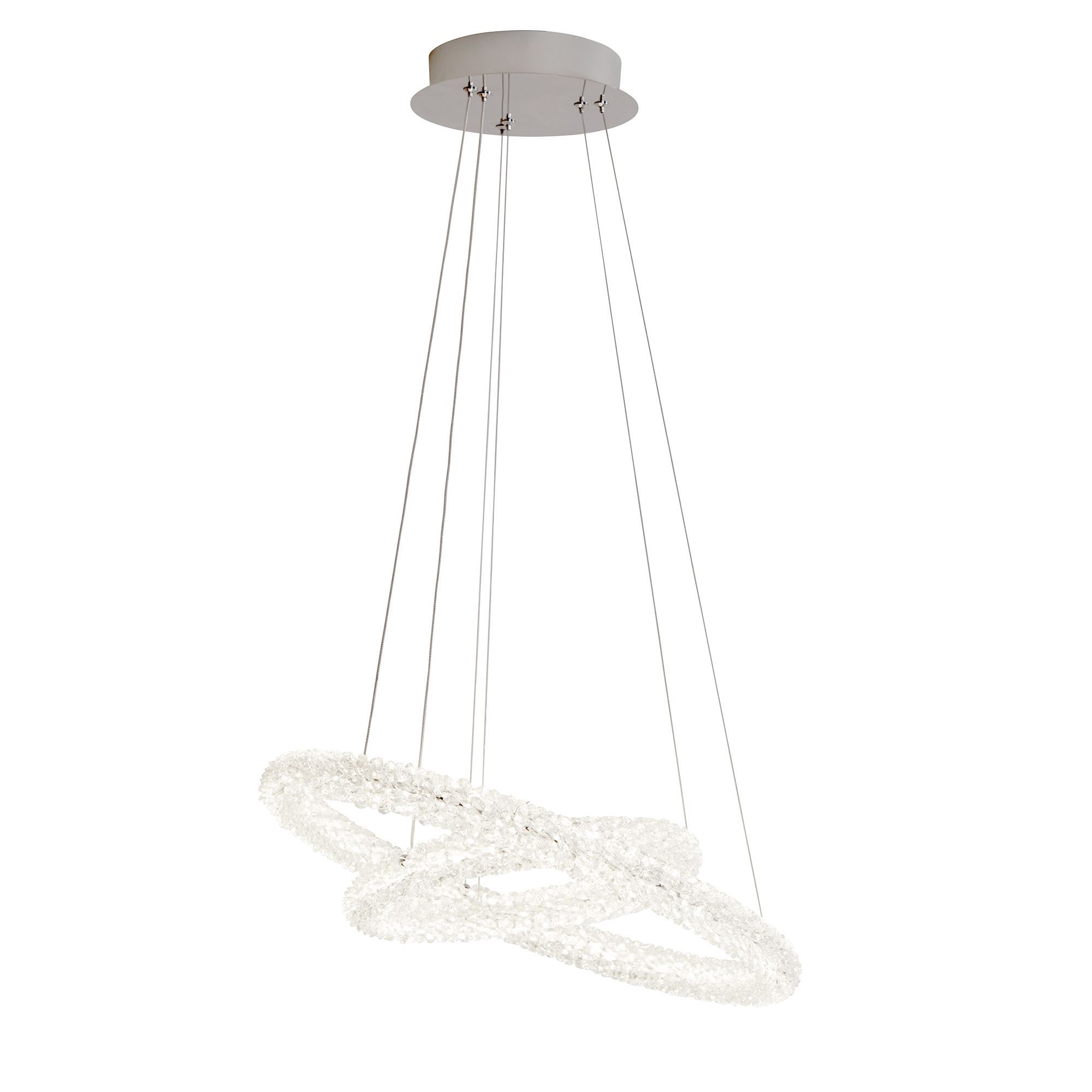 fixtures style faceted deco inspirational polished crystal ceiling glam ring art flush of gem led light beautiful mount finish chrome chandelier with
