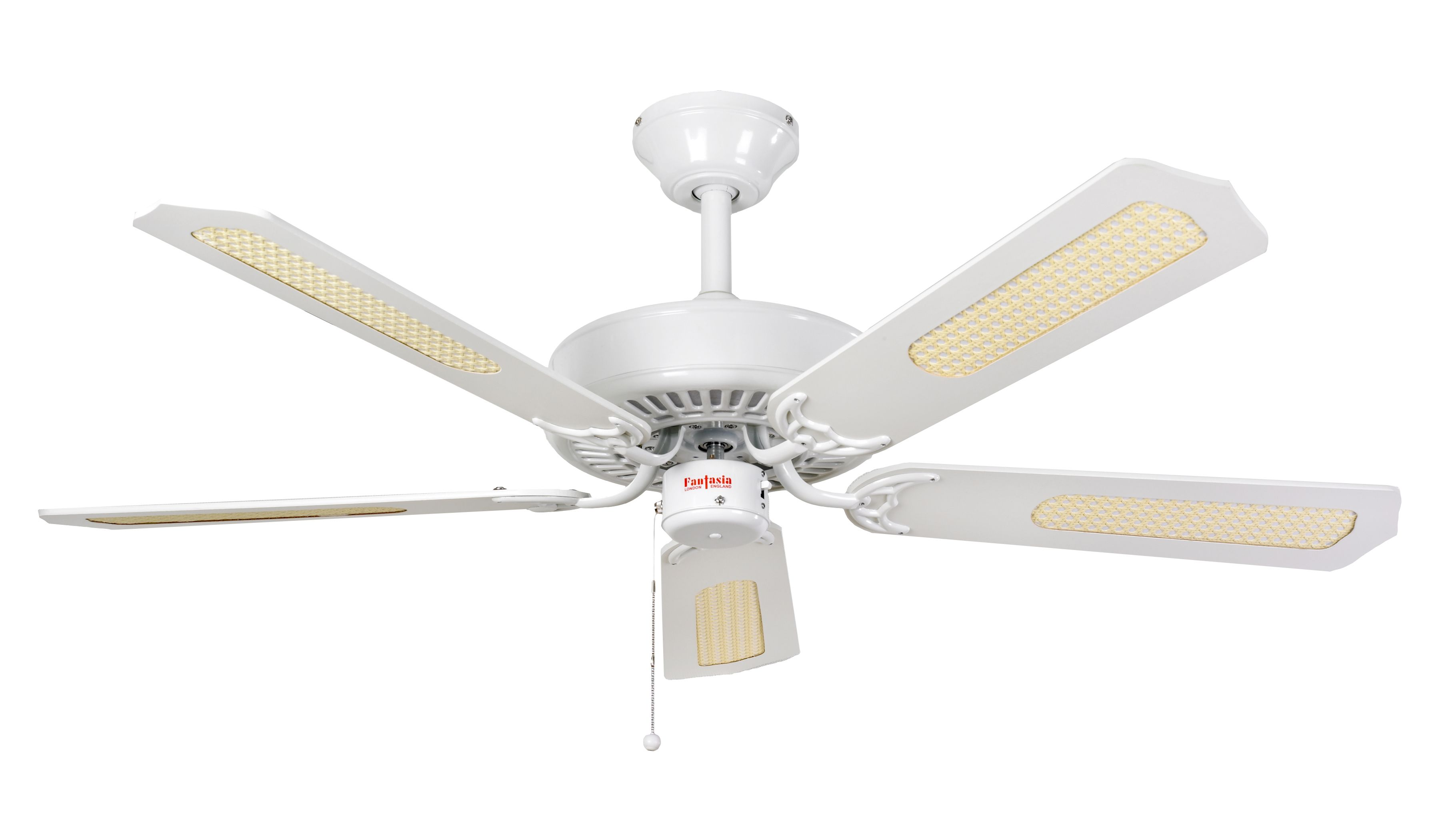 Fantasia Classic 52 White Ceiling Fan 110033