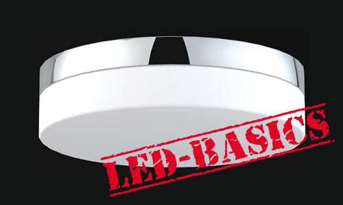 LED-Basics, Ceiling Light, Tahiti LED Drum Ceiling Light