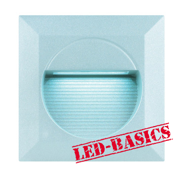 LED-Basics, Outdoor Lighting, Outdoor LED Wall Light, Square