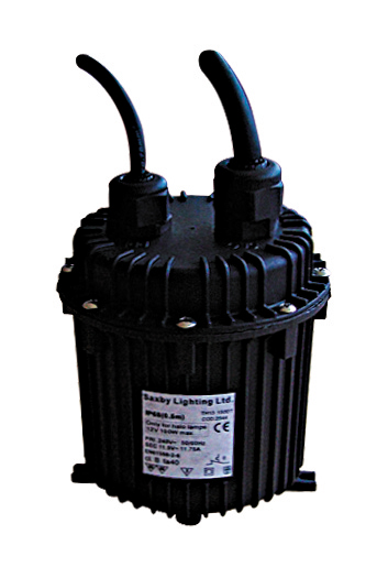 Outdoor Control gear 12V transformer 10W - 150W IP68 10553
