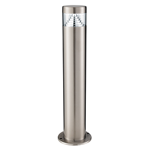 Stainless Steel Led Bollard (45Cm). Ip44 8508-450