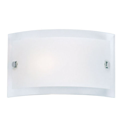White Switched Wall Bracket 095-20