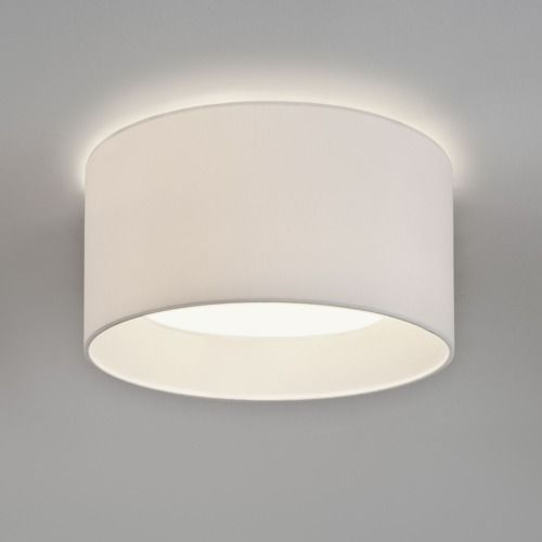 Bevel Round 450 4098 White light shade
