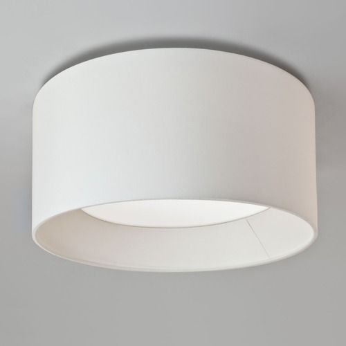 Bevel Round 600 4096 White light shade