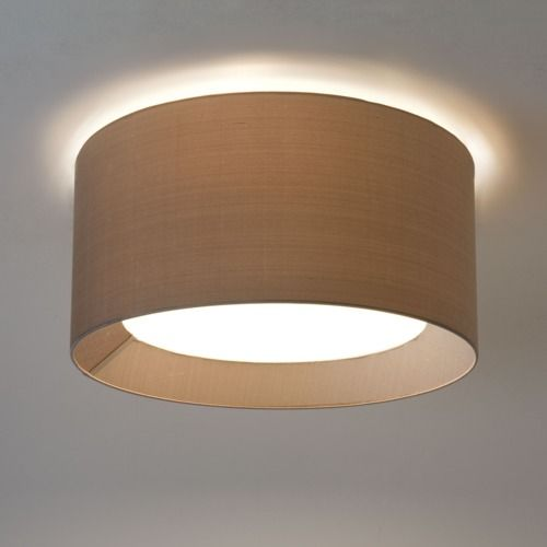Bevel Round 600 4104 Oyster light shade