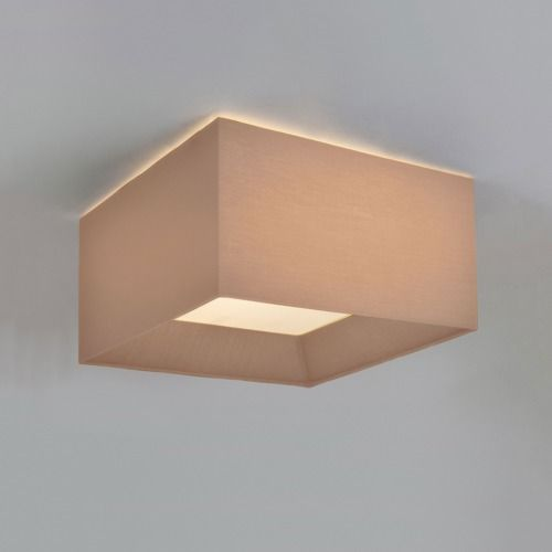Bevel Square 400 4107 Oyster light shade