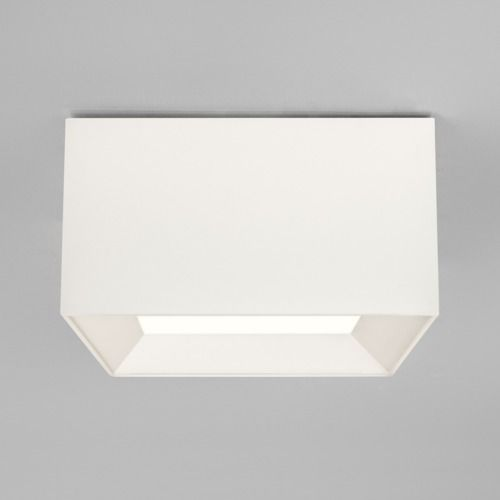 Bevel Square 550 4097 White light shade