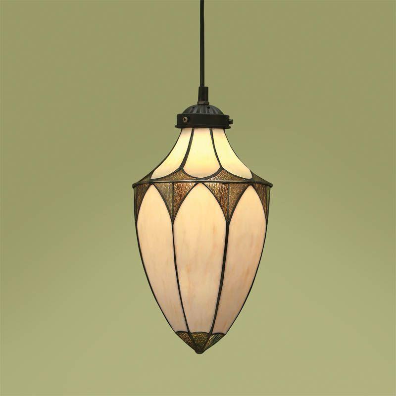 semi vintage pendant lights mounted light tiffany semiflush style flush p