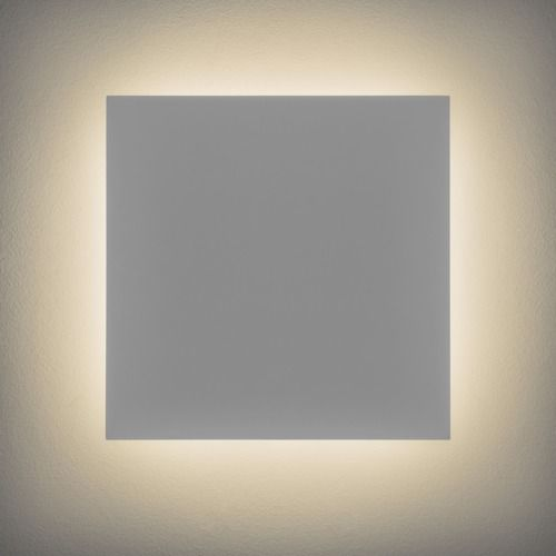 Eclipse Square 300 LED 7248 Plaster Wall Light (LED)