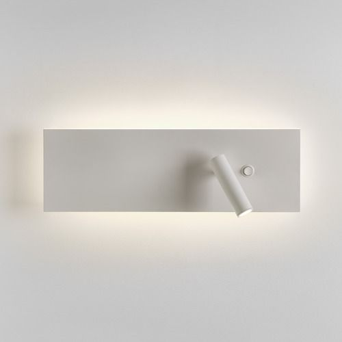 Edge Reader LED Single Switch 7959 Matt White Reading Light (LED)
