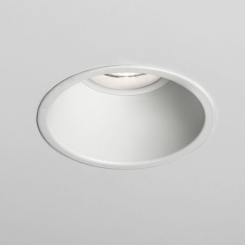 Minima Round LED 5701 Textured White Downlight / Recessed Spotlight (LED)