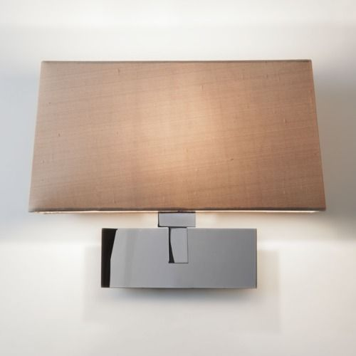 Park Lane Grande 539 Polished Chrome Wall Light (shade sold separately)
