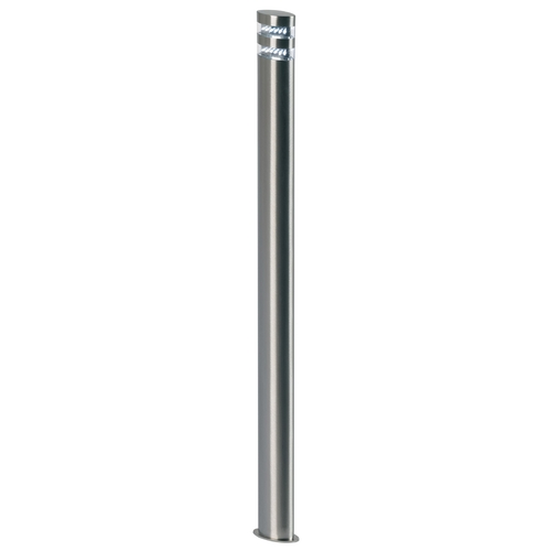 Stainless Steel Post + Led YG-4003-SS