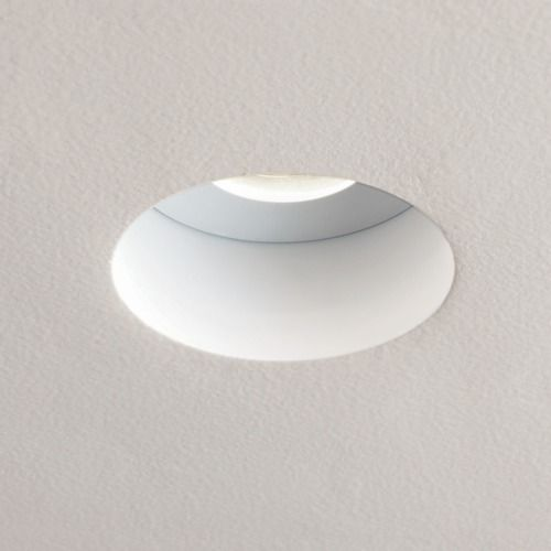 Trimless 12v 5623 Matt White Downlight / Recessed Spotlight