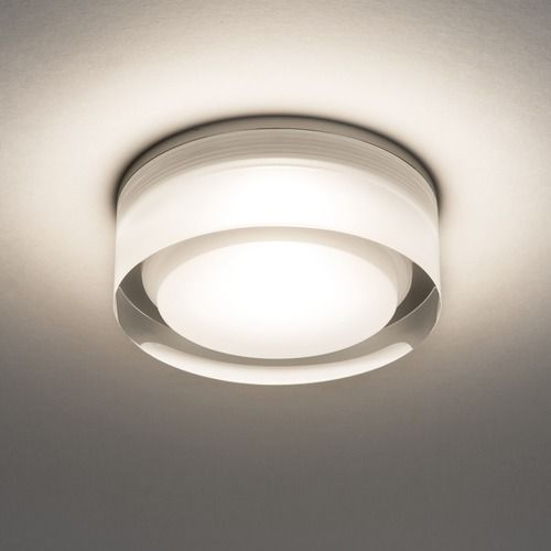 Vancouver Round 90 LED 5752 Clear Acrylic Downlight / Recessed Spotlight (LED)