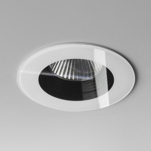 Vetro Round Fire-Rated 5733 White Downlight / Recessed Spotlight (LED)